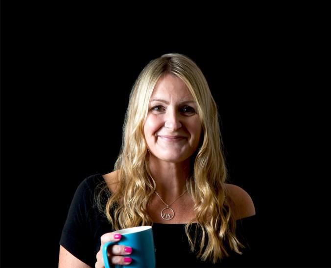Lizzie Chantree - Author